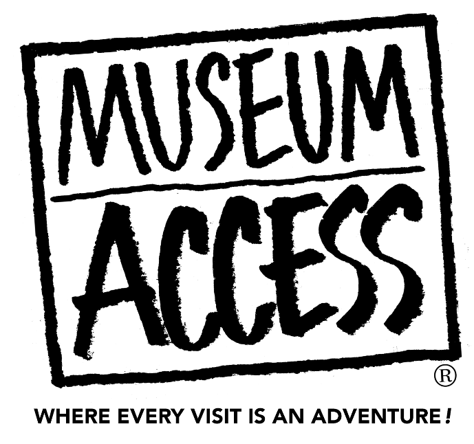 Museums are full of discoveries, adventures and education! Logo